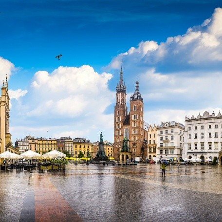 Office Market in Krakow Q1 2019