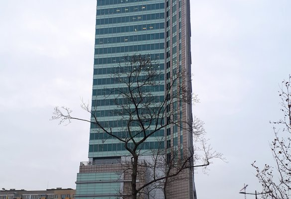 Warsaw Financial Center WFC